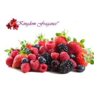 Red Berries Concentrado