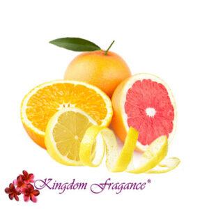 Toronja, Naranja y Cascara de Limón Concentrado