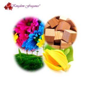 Floral, Ilang, Maderas y Chipre