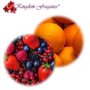 Red Berries Naranja Concentrado